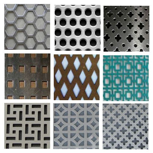 Perforated Metal Sheet Decorating Panels Metal Screen Decorative Metal Screen Perforated Metal