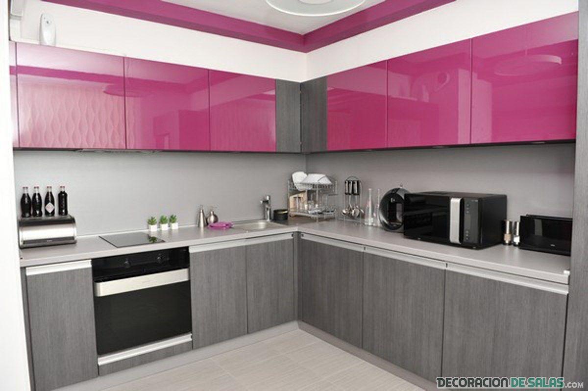 Muebles De Colores Modernos Buscar Con Google Home Ideas  ~ Colores De Muebles De Cocina Modernos