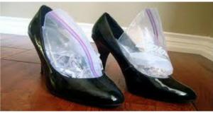 une astuce de g nie pour largir et assouplir vos chaussures troites cuir daim id es. Black Bedroom Furniture Sets. Home Design Ideas