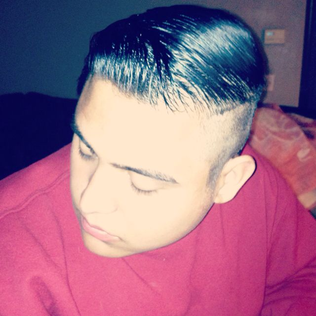 New haircut ,Thanks my live
