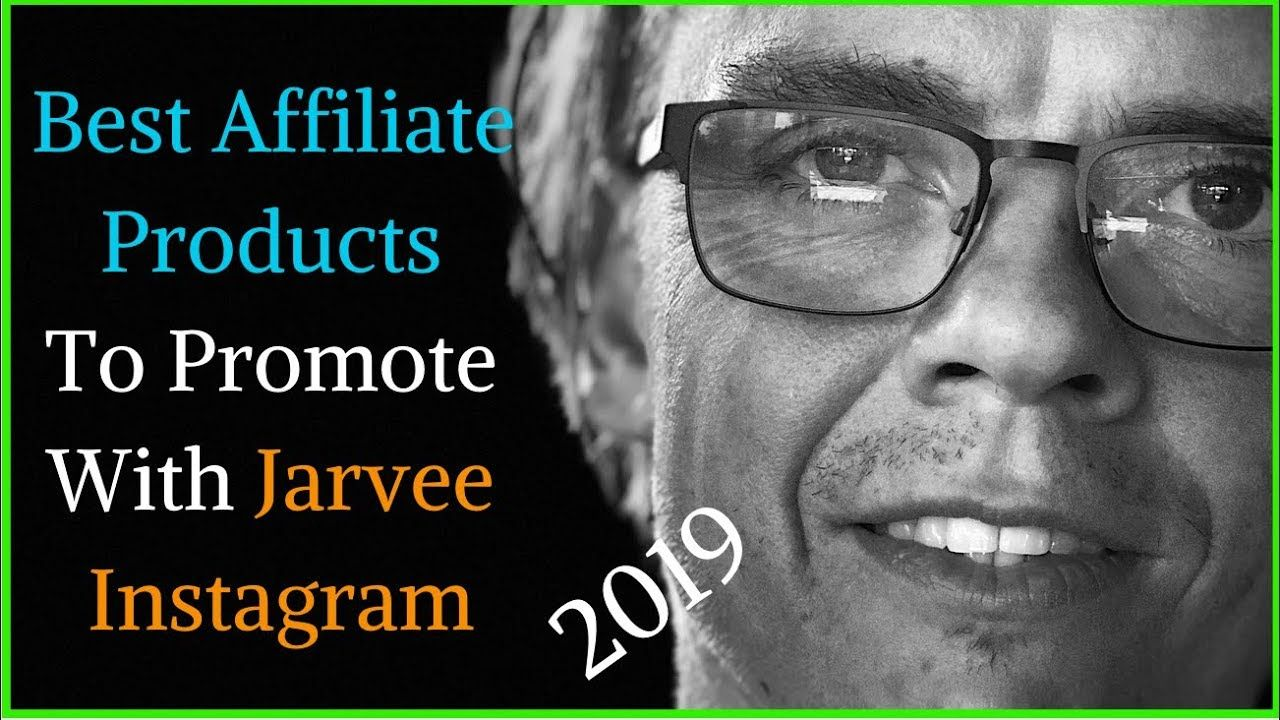 Best Affiliate Products To Promote Jarvee Instagram | Affiliate