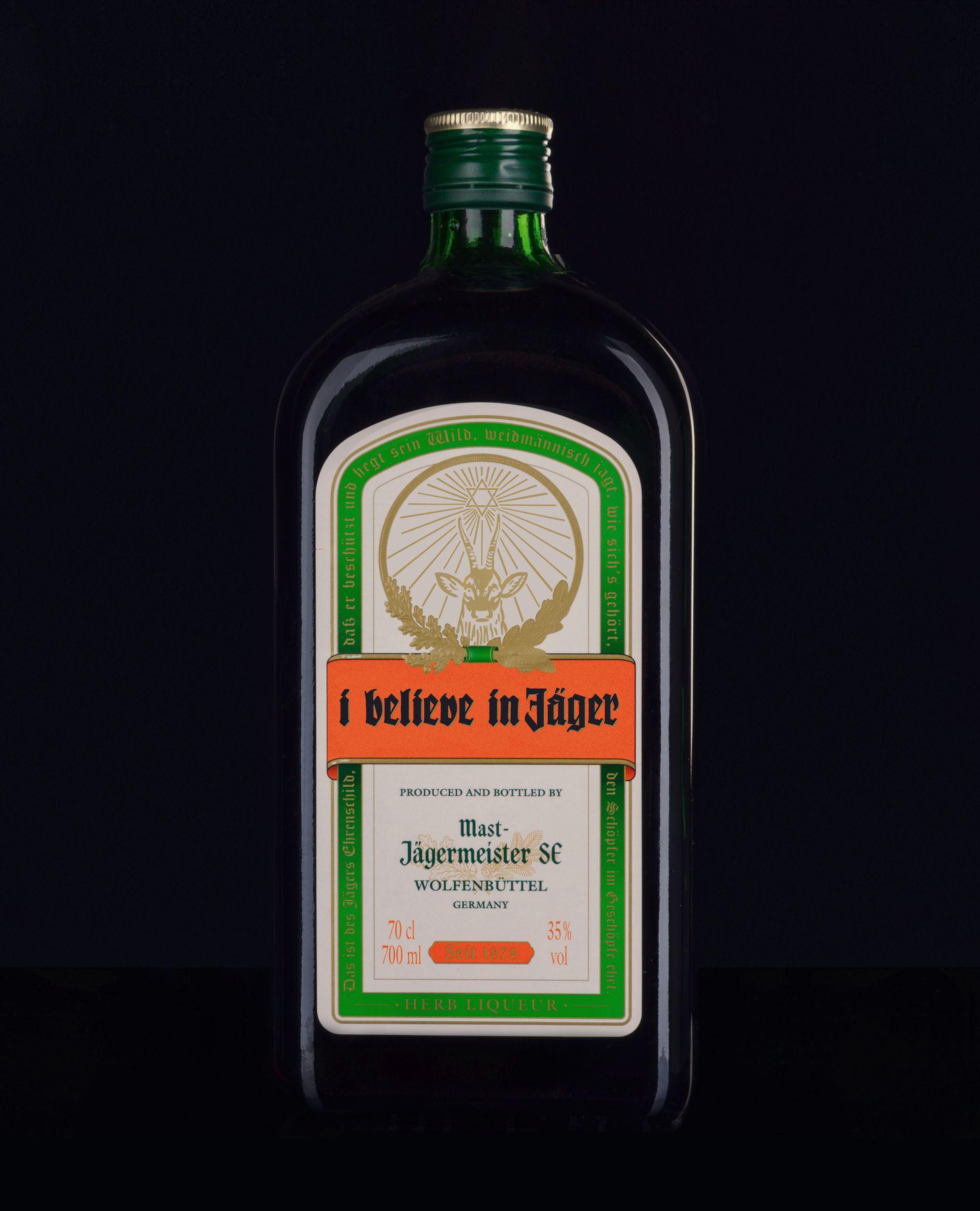 i believe in jäger , nothing else #jägermeister #party #alcohol ...