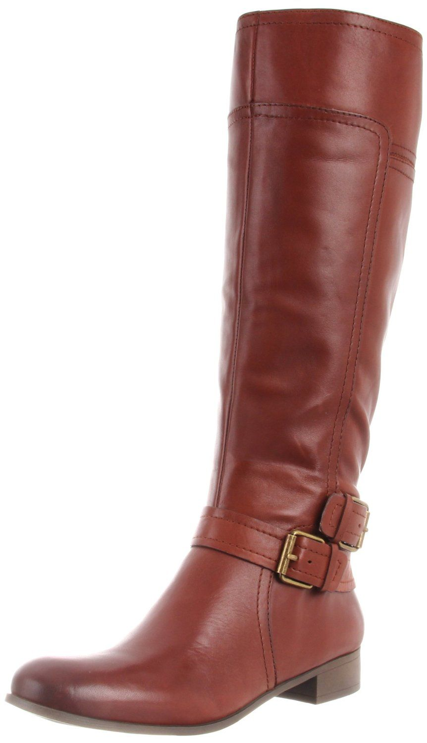 caf47be24d7 Amazon.com  Nine West Women s Shiza Knee-High Boot   94.99 ...