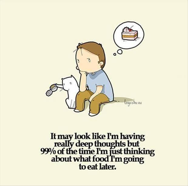 I Do This Every Night And Then I Get Hungry And Then I Try To Sleep My Hunger Away Hah Funny Quotes Deep Thoughts Food Quotes Funny
