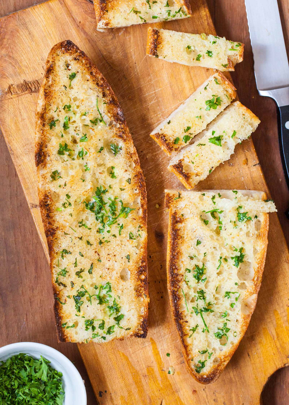 Garlic Butter Bread Recipe At Home The Fab Flip Butter Bread Recipe Recipes Garlic Butter For Bread