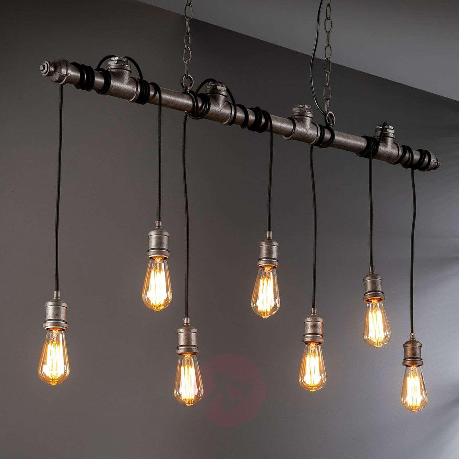 Lampa wisząca Plumblight, 7 punktowa | Lampy, Lampy wiszące