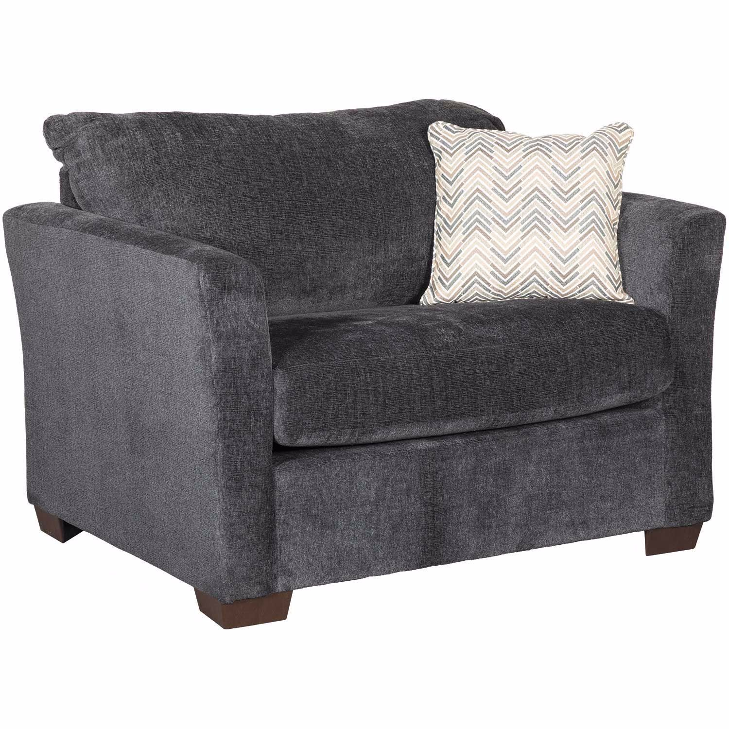 American Furniture Store Webster: Webster Slate Chair And A Half In 2020