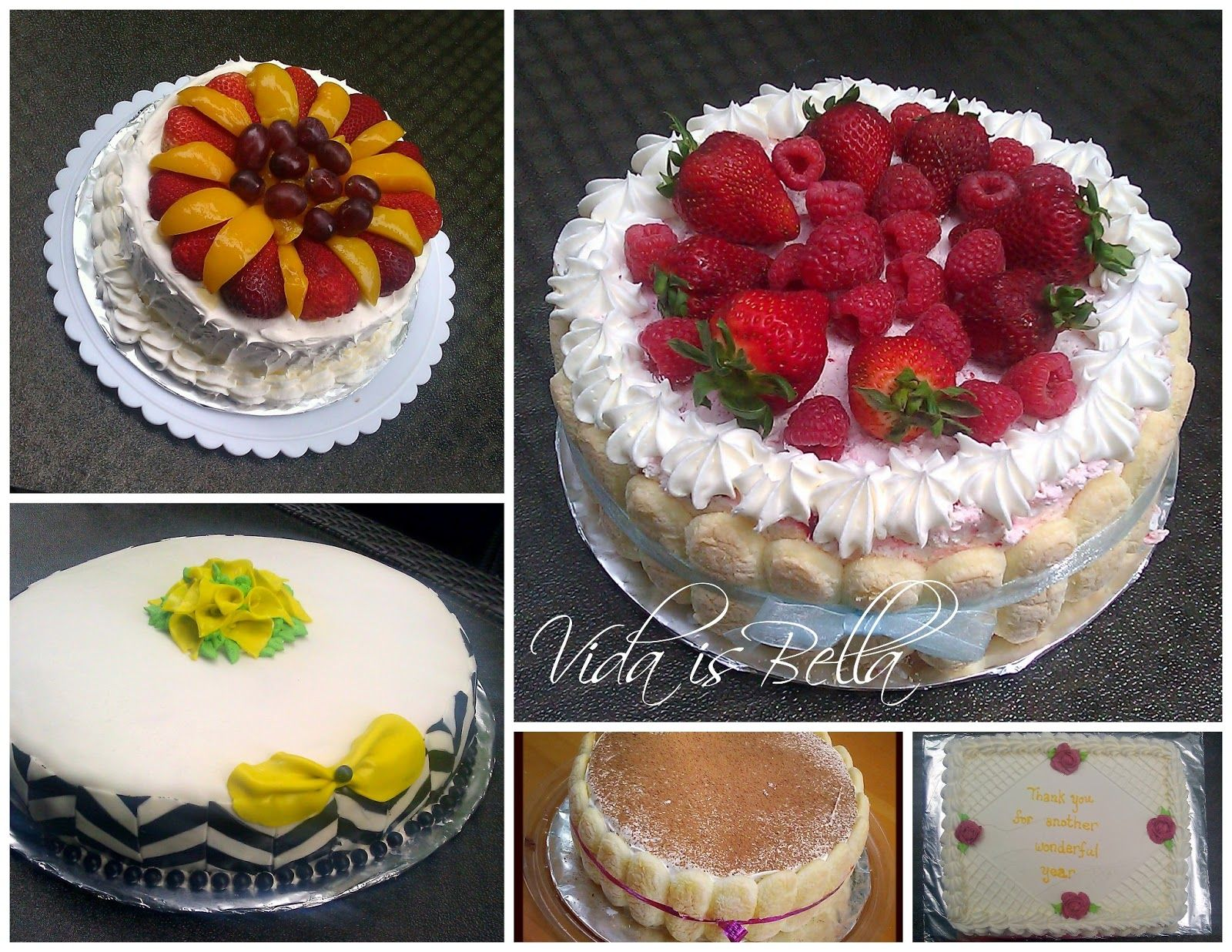 Just because we like cake!
