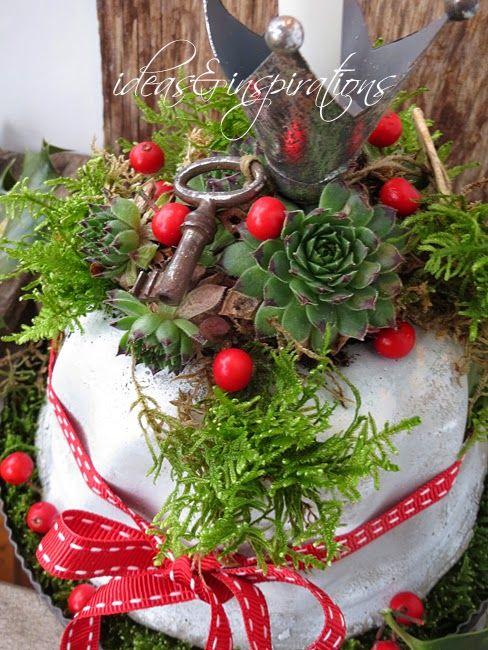 Neue Weihnachtsdeko Ideen.Ideas And Inspirations Hobbyprojekte Deko Weihnachten Herbst