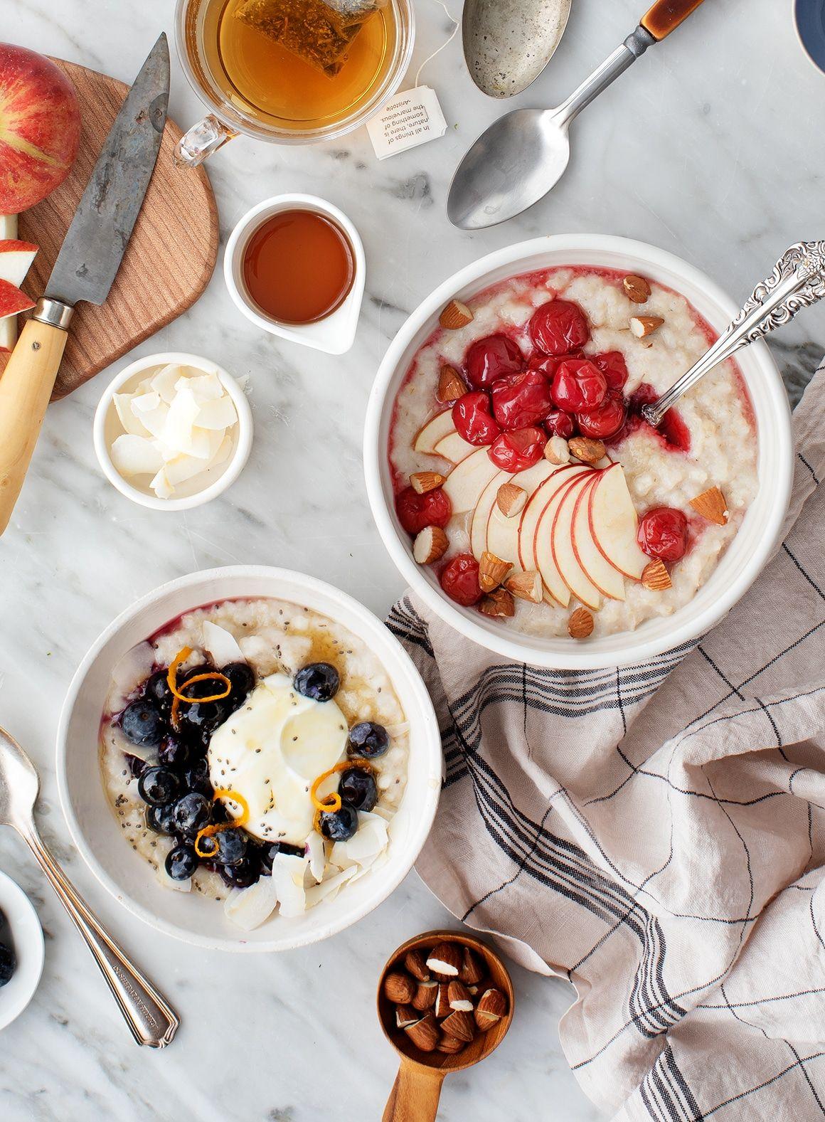 How To Make Oatmeal Recipe Love And Lemons Recipe Oatmeal Recipes Oatmeal Toppings Oats Recipes Breakfast