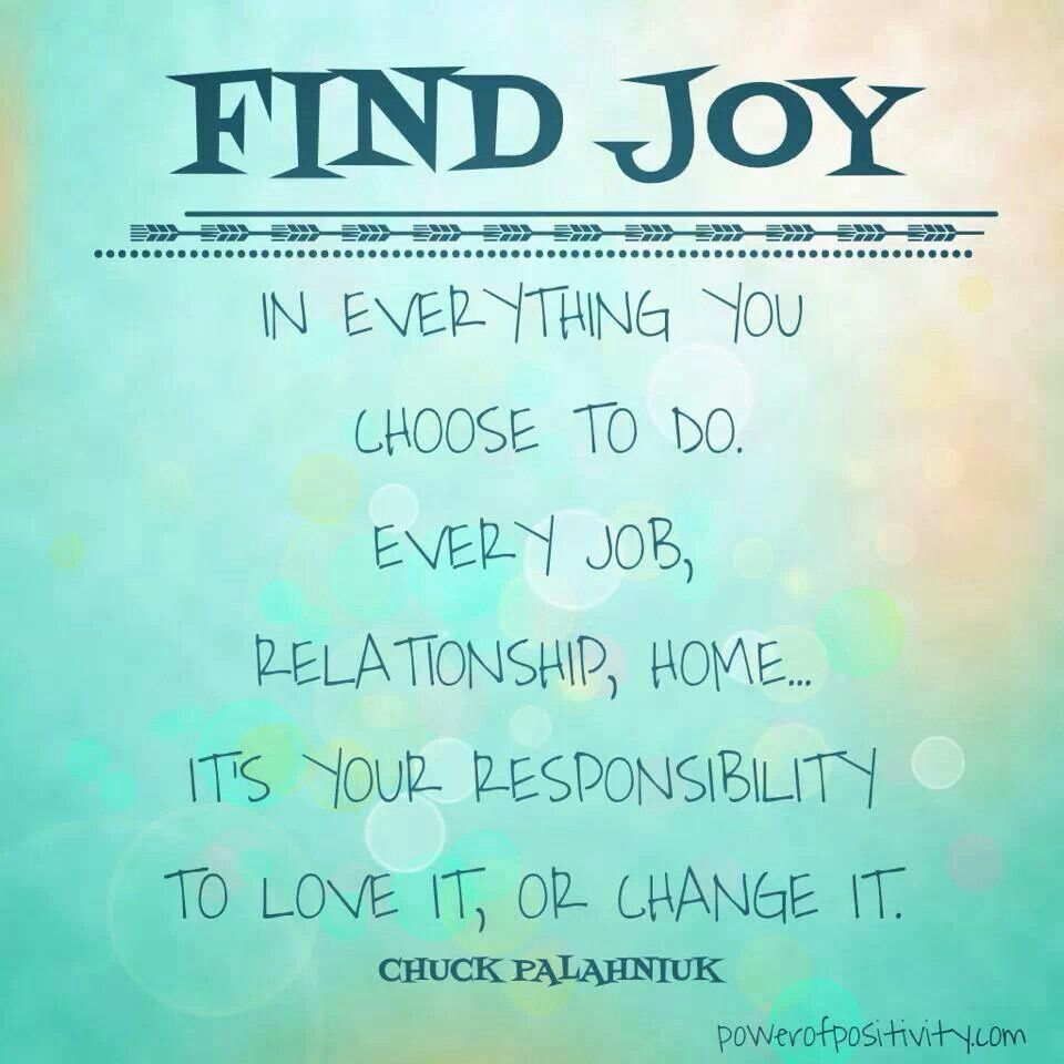 Inspirational Quotes About Joy: Inspirational Quotes