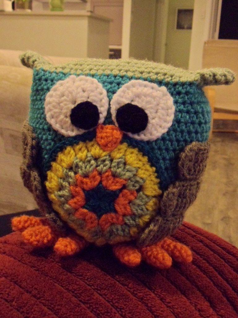 Owly - http://www.thehandmaderainbow.blogspot.com/2012/03/owly.html ...