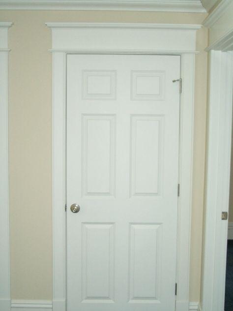 Interior Door Trim Options Interior Window Door And Room Trim