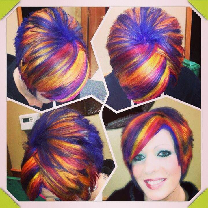 Eau Claire Wi Ravin Manes Salon Hair By Coli 715 831 1130 Hair