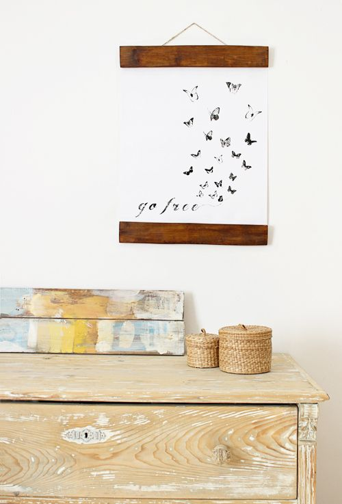 make a picture frame: by renovatura