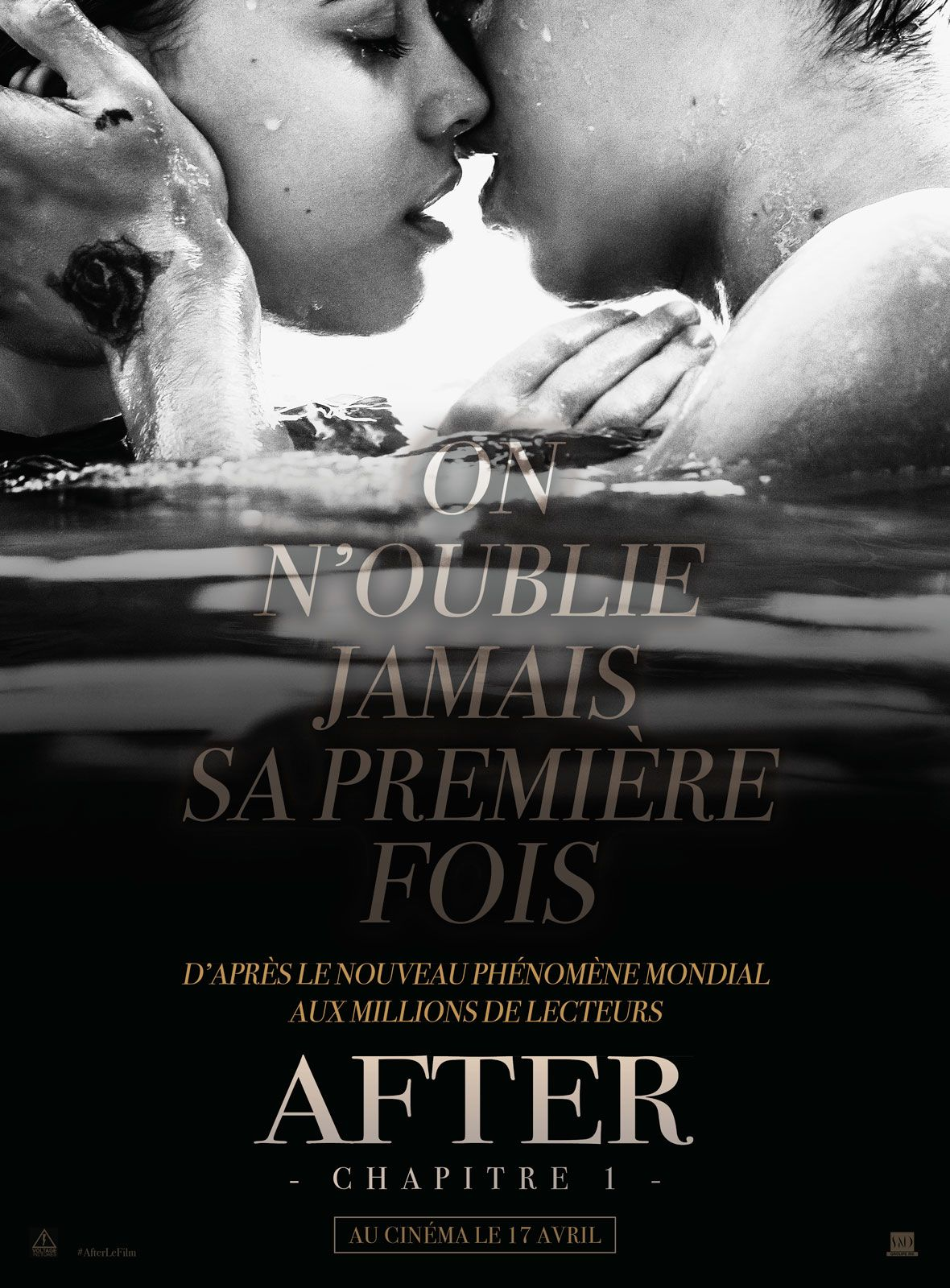 After Poster From France Https Teaser Trailer Com Movie After After Aftermovie Full Movies Free Movies Online Misery Movie
