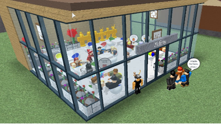 Roblox Restaurant Tycoon Layout Check Out Restaurant Tycoon Beta It S One Of The Millions Of Unique User Generated 3d Experiences Created On Roblox Notic Restaurant Roblox Types Of Food
