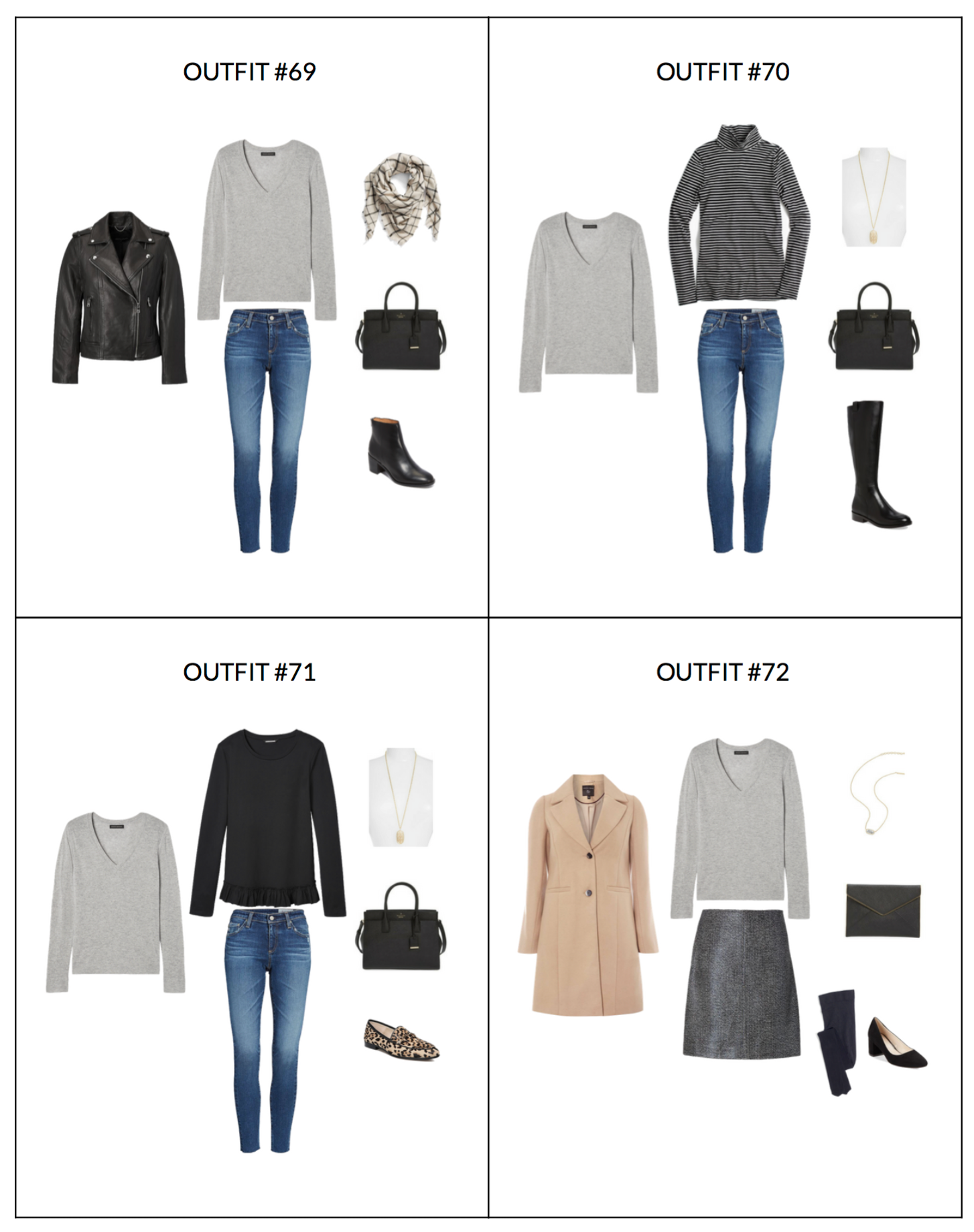 the french minimalist capsule wardrobe winter 20172018
