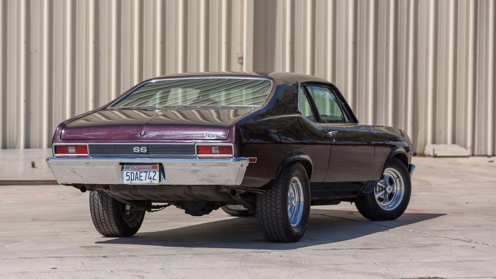 1972 Chevrolet Rally Nova | T99.1 | Las Vegas 2017 | Muscle Cars ...