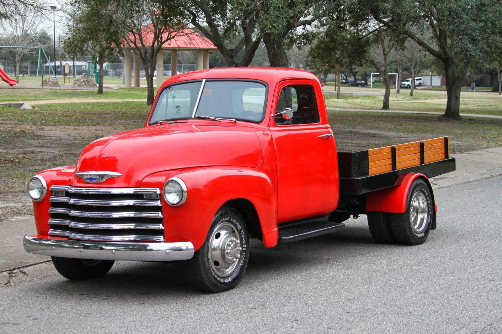 Related image | Old trucks | Pinterest | Chevy pickups, Chevrolet ...