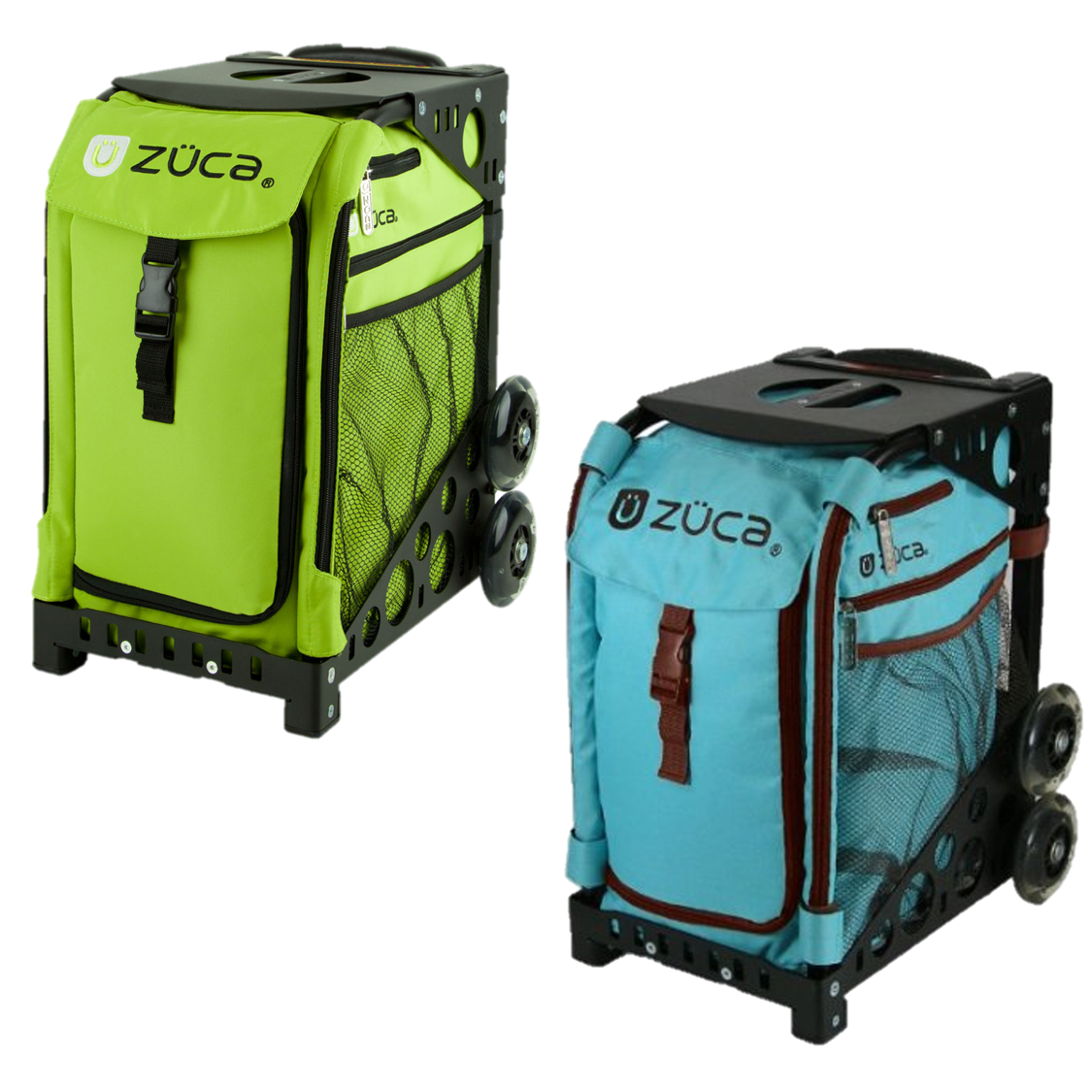 Nursing Bags On Wheels >> Zuca Bags Quite Possibly The Coolest Invention That Could