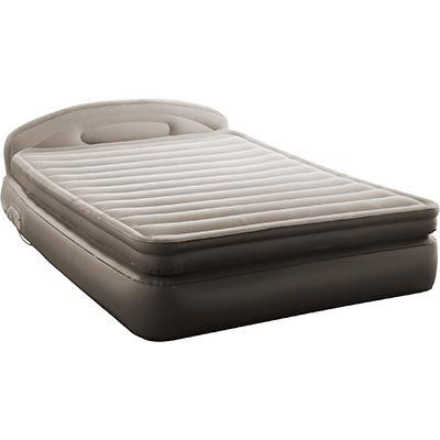 Aerobed Comfort Anywhere 18 Air Mattress With Headboard Design Review Http Www