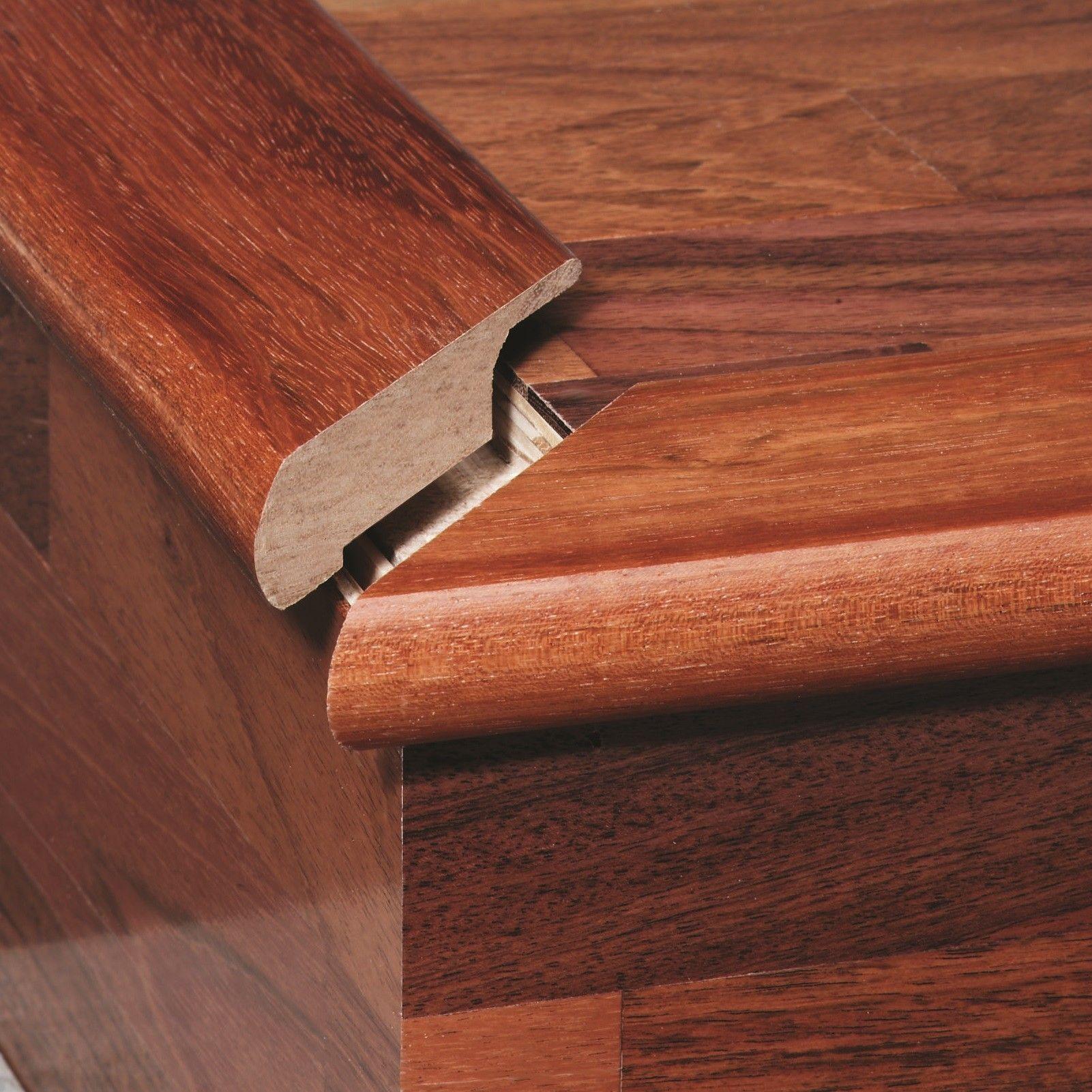 Engineered Wood Flooring Stair Nosing