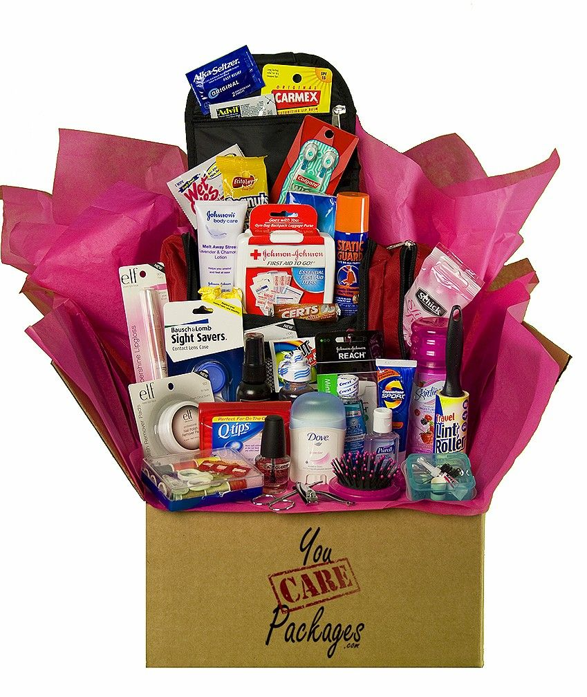 Wedding Gift Packages: Bridal Survival Kit Care Package