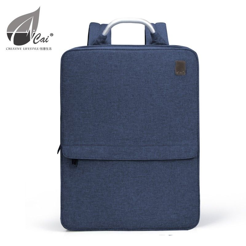 Buy high quality and top design MacBook laptop commuter backpacks from Cai®.  Super minimalist design but functional. More colours available.