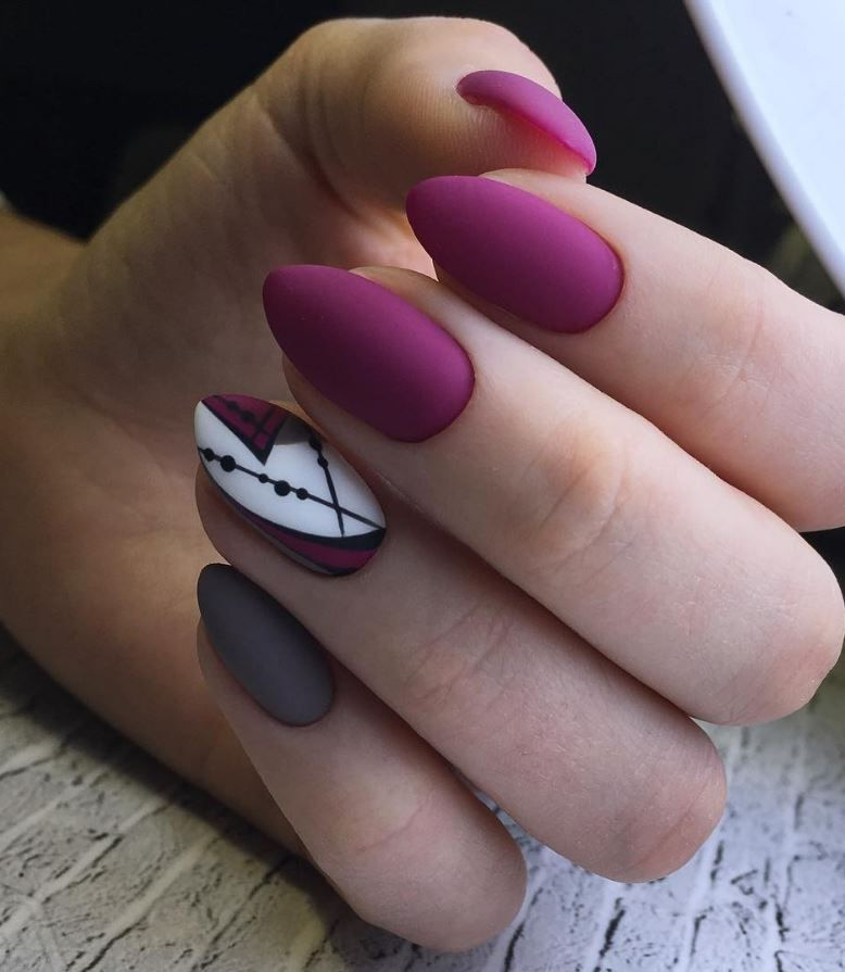 50 Fall Nails Art Designs That You Will Love | 50th, Manicure and ...