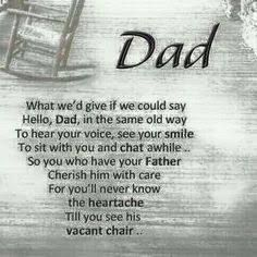 Image Result For Dad Anniversary Of Death Quotes Just Stuff