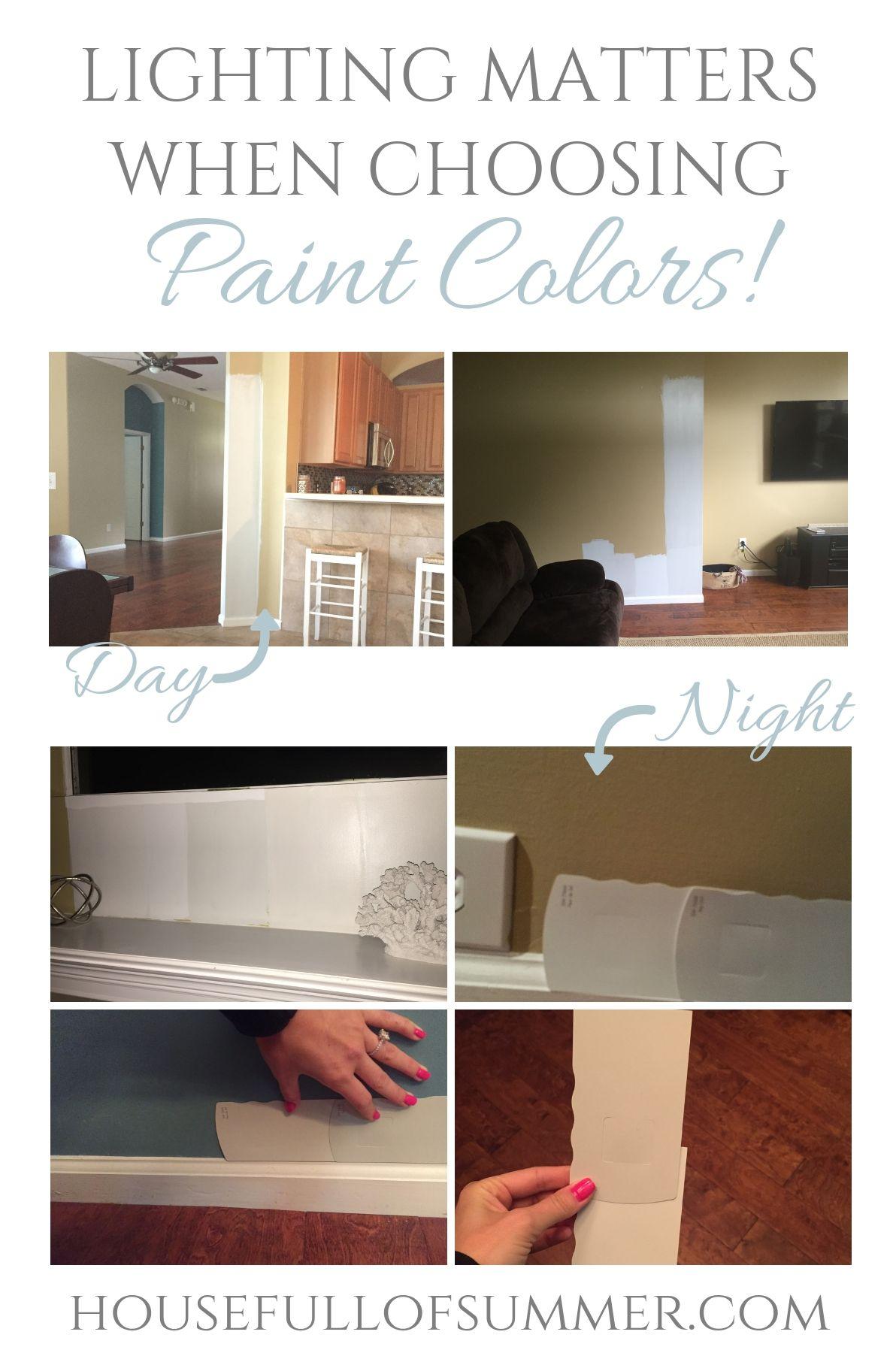 How I Chose My Calming Coastal Gray Wall Color — House Full of ...
