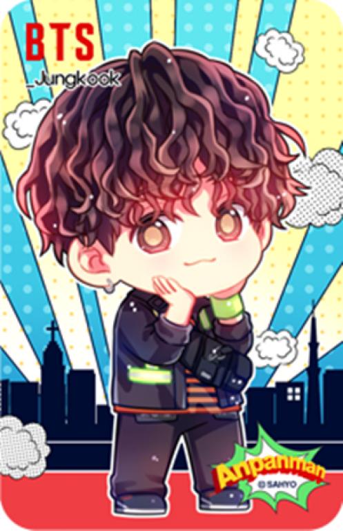 Bts Chibi Jungkook Fanartdrawing Fan Art Drawing Fanart Bts Chibi Bts Dibujo Chibi