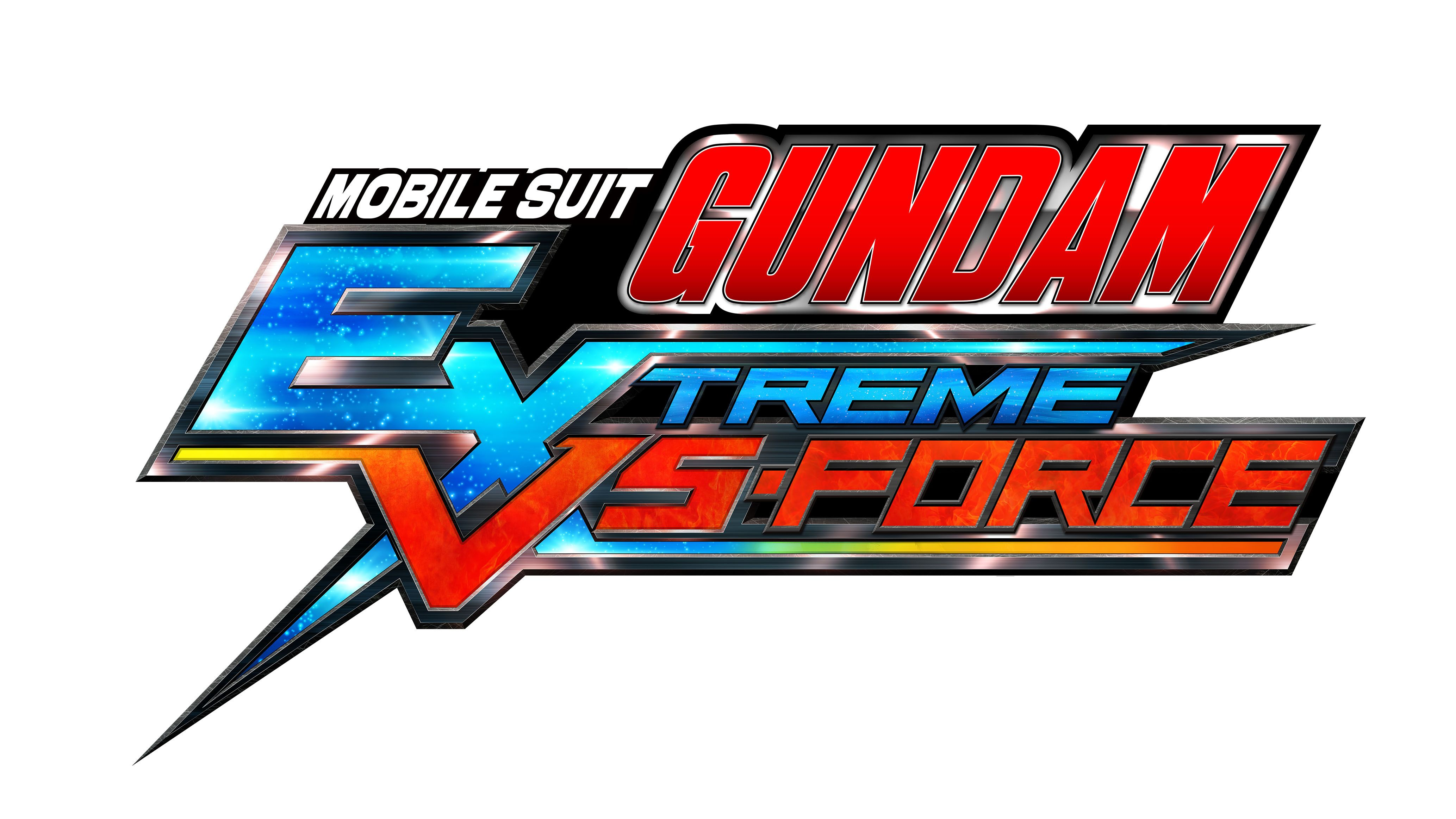 English ver. of Mobile Suit Gundam Extreme Vs. Force (PS