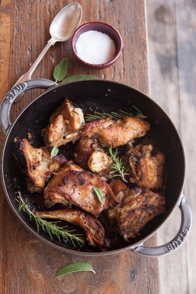 Ricette di cucina arrosto morto