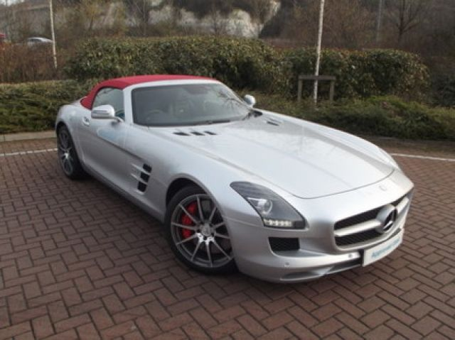 2011 Mercedes Benz SLS-Class AMG Roadster V8 : £125000 from Trusted Dealers