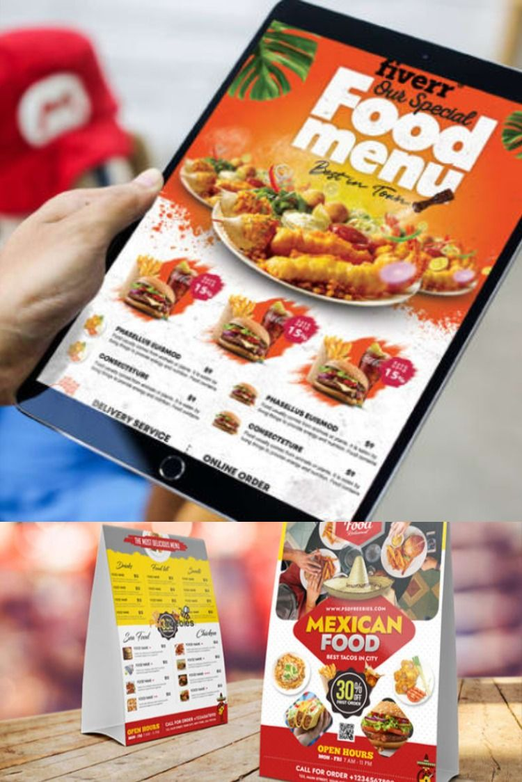 I Will Design Restaurant Menu Food Menu Brochure In 24 Hours In 2020 Restaurant Menu Design Menu Restaurant Menu Design