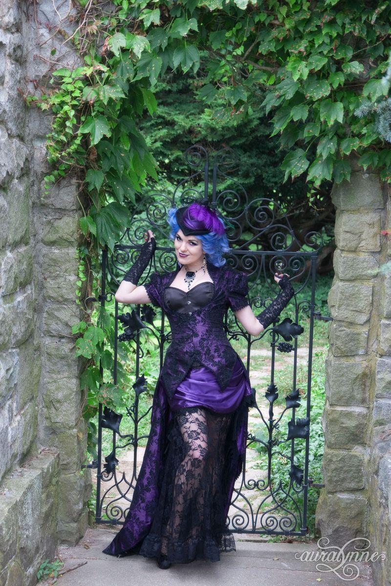 Pin On Gothic Wedding Dresses [ 1200 x 800 Pixel ]