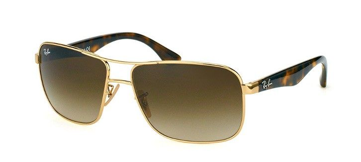 Gafas ray ban stylish rb 3516 001/13 - 97,20€ http://www.andorraqshop.es/gafas/ray-ban-stylish-rb-3516-001-13.html