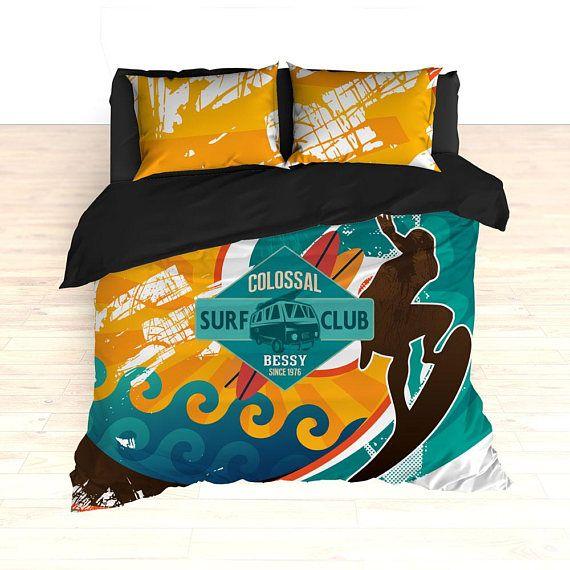 Bedding Sets Comforter, Surf Bedding Queen