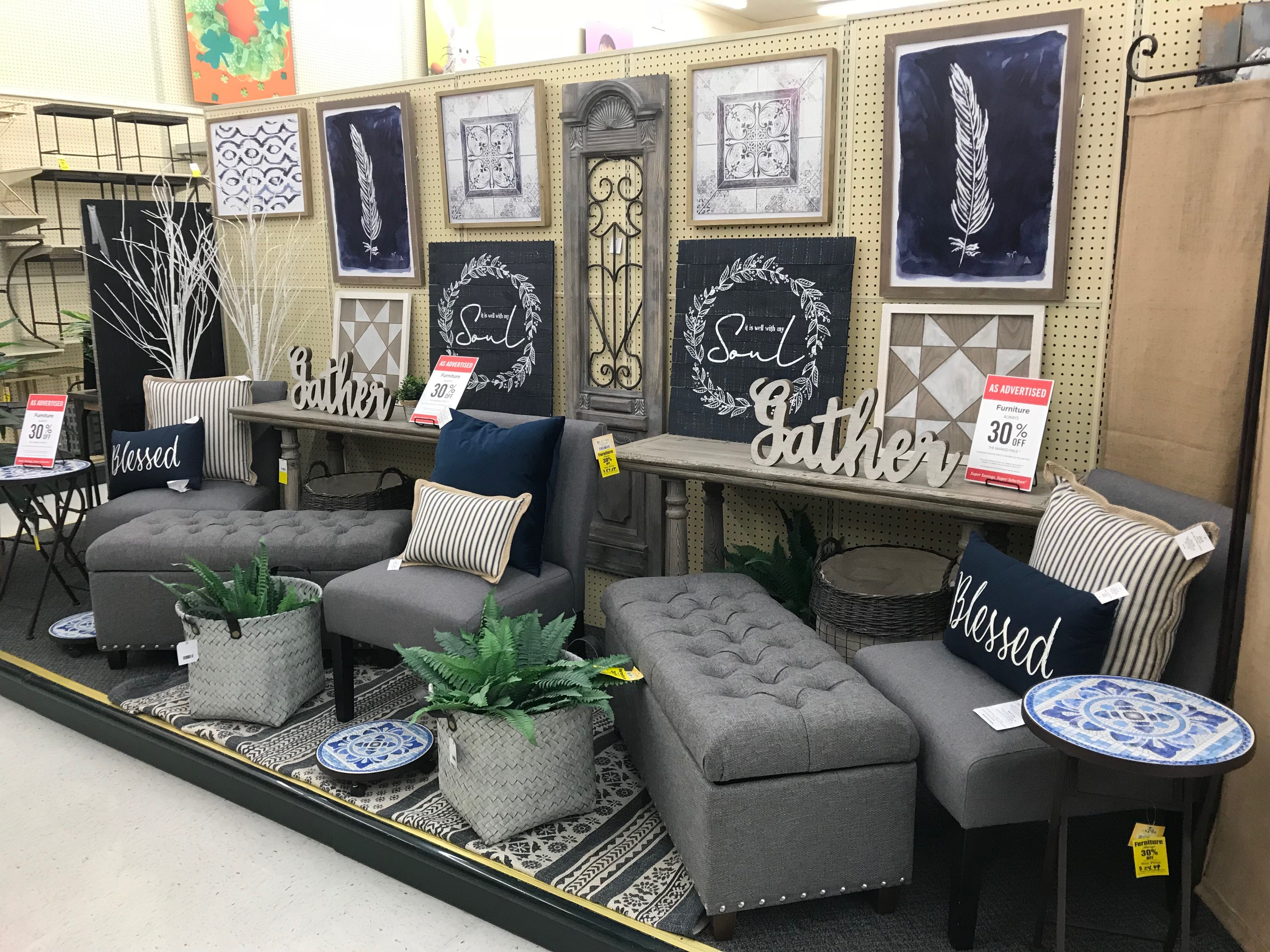 Hobby Lobby Furniture 2018 Hobby Lobby Merchandising D245 In 2019