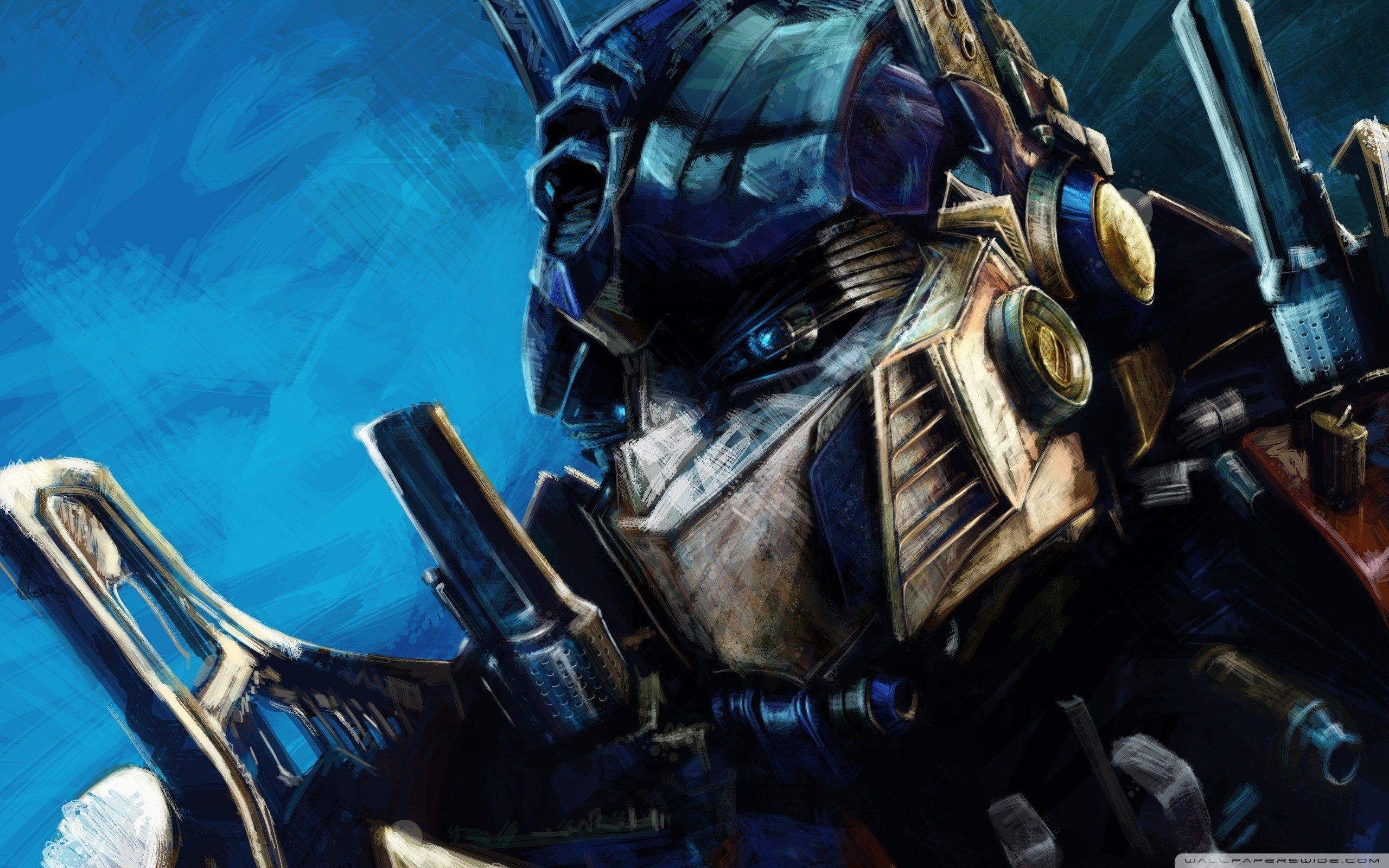 transformers optimus prime artwork hd desktop wallpaper high