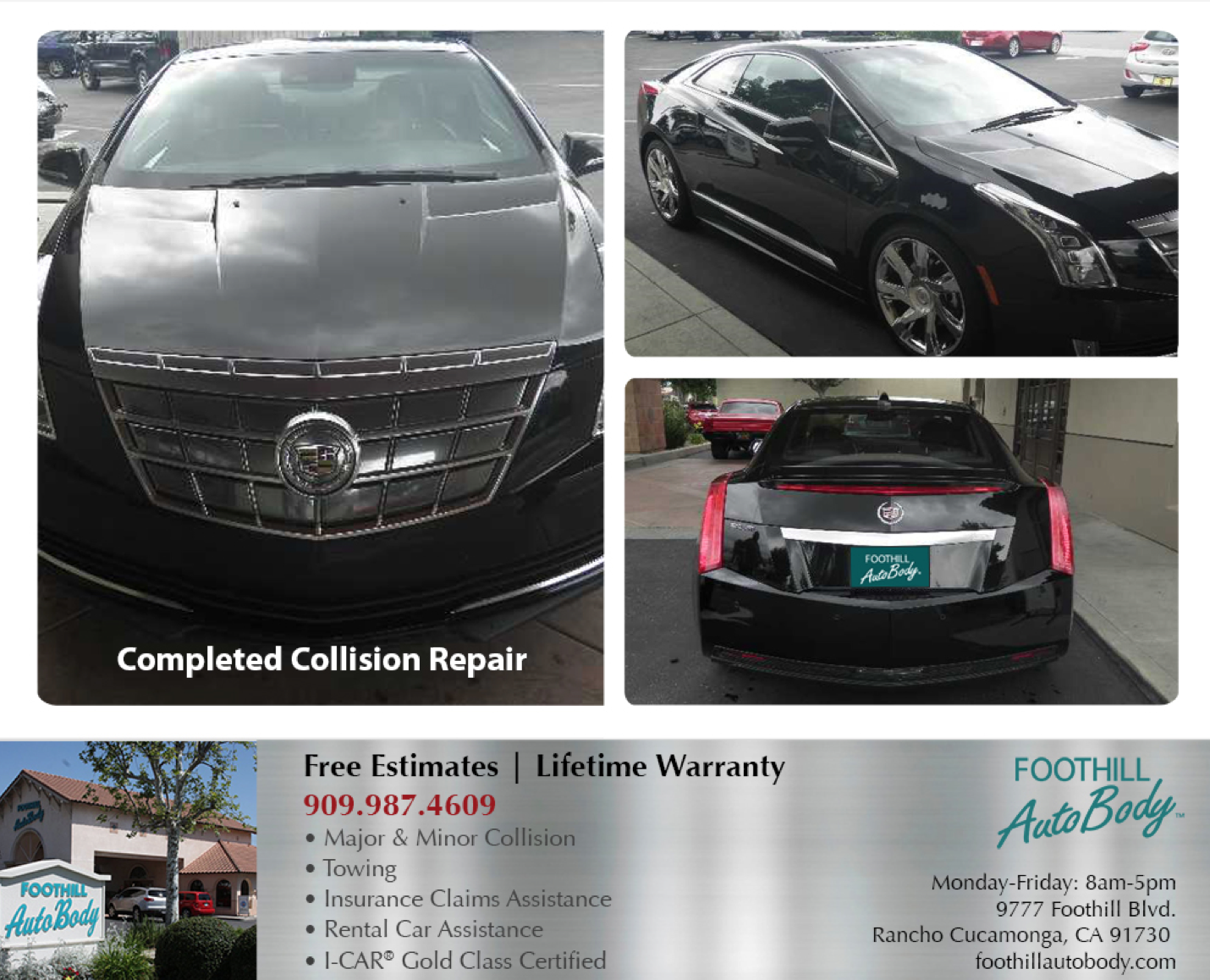 Got a @cadillac that needs fixing? We've done it before. | Our ...