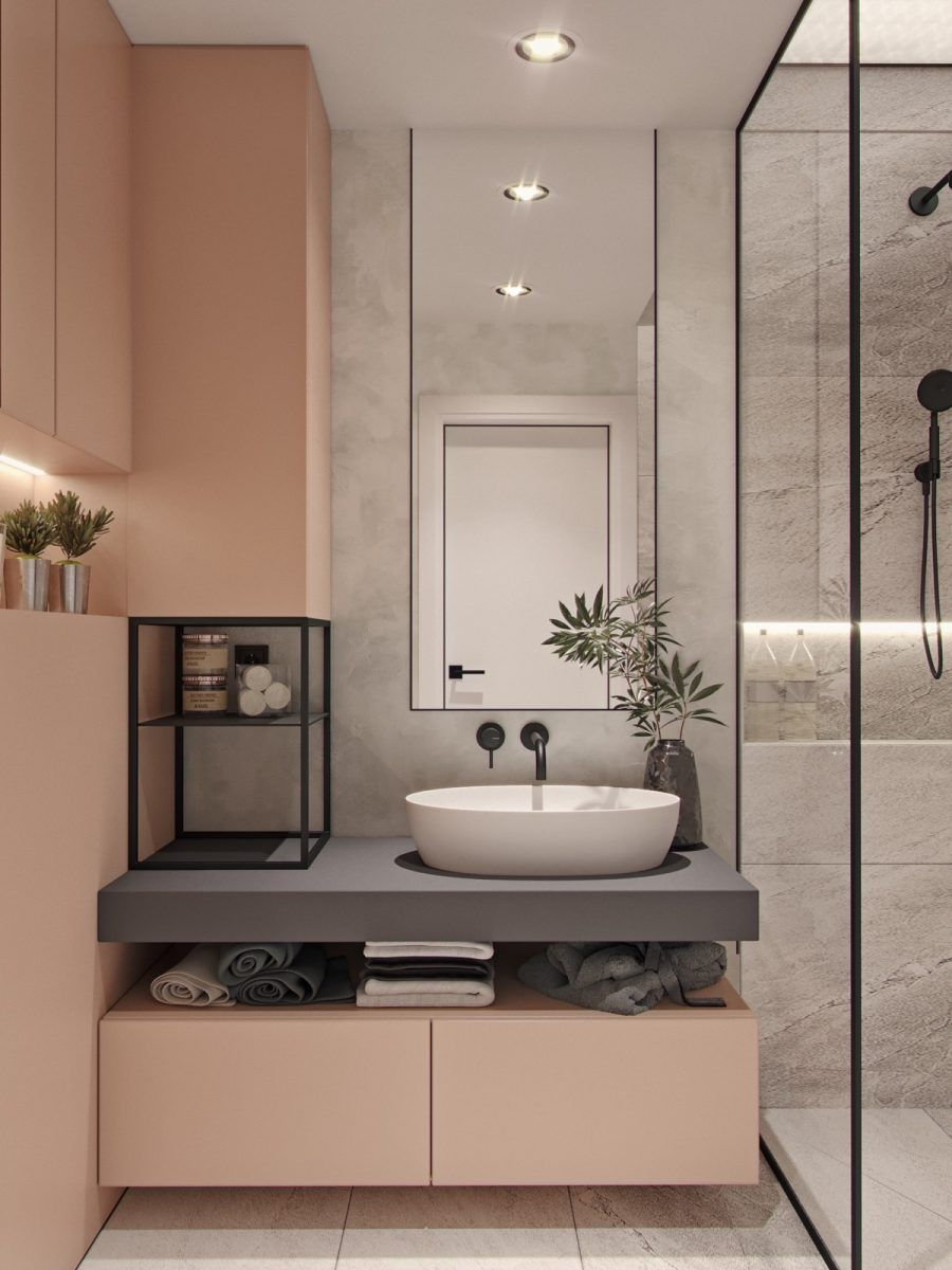Pin By Thant Zin Win Koluhla On Quick Saves In 2021 Luxury Bathroom Master Baths Modern Bathroom Design Modern Bathroom