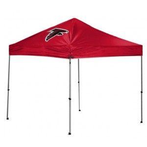 Atlanta Falcons 9 u0027x 9u0027 Straight Leg Canopy Tent from TailgateGiant.com  sc 1 st  Pinterest & Atlanta Falcons 9 u0027x 9u0027 Straight Leg Canopy Tent from ...