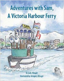 Book about the Victoria Harbour Ferry