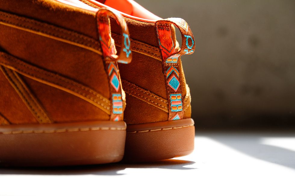 The Nike KD 7 Lifestyle Looks to Strong Native Influences American Influences Native 9bf57b