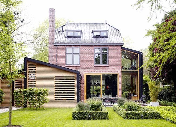 Image Result For Anbau Haus Aus 50er Jahren Architektur Altbau Anbau Und Jugendstilvilla