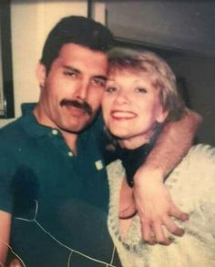 25 Romantic Photos of Freddie Mercury With Mary Austin, the Woman Who Stole His Heart ~ vintage everyday #freddiemercuryquotes