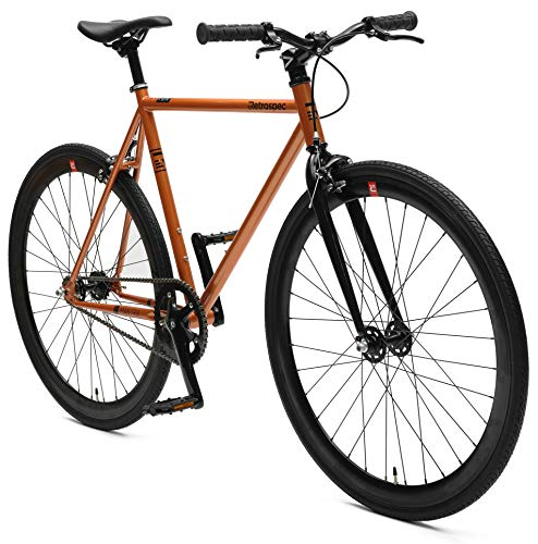 Retrospec Bicycles Mantra V2 Fixed Gear Bicycle With Sealed Bearing Hubs Bikeaddicts Bikes Bicycleaccessories Insta In 2020 Hybrid Bike Bicycle Fixed Gear Bicycle